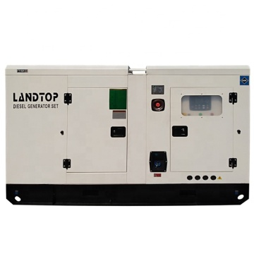 Global Warranty Silent Diesel Generator Price with ATS