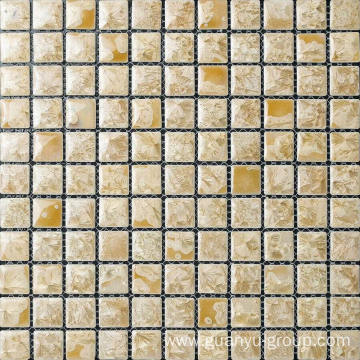Glazed Transforming Beige Mosaic