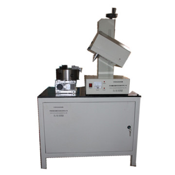 Rotary Three Axis Dot Peen Marking Machine