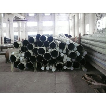 Hot sale for China Low voltage Steel Power Pole, Steel Power Tubular Pole, Steel Tubular Post supplier 10m Steel Tubular Pole export to Croatia (local name: Hrvatska) Supplier