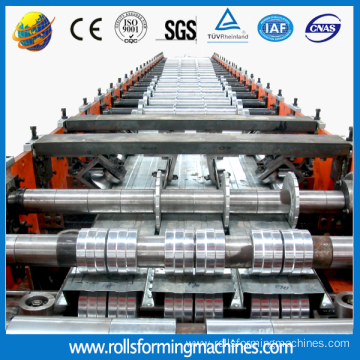 Galvanized Roofing Metal Sheet Roll Forming Machine