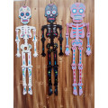 Terror Wooden Human Skeleton Hanging