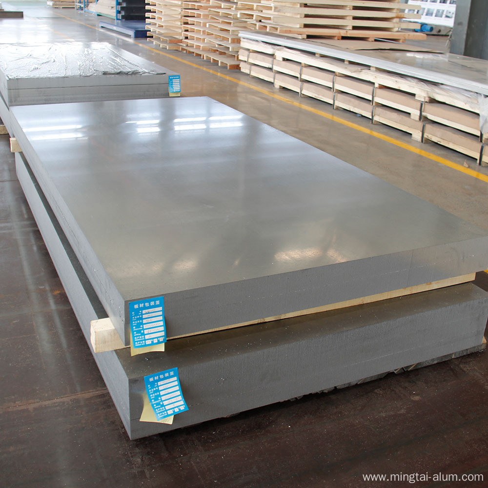 3000 series alloy 3004/3005/3104/3105 aluminum sheet roofing materials