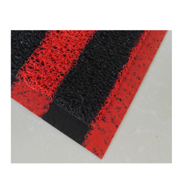 High quality pvc  plastic loop door mat