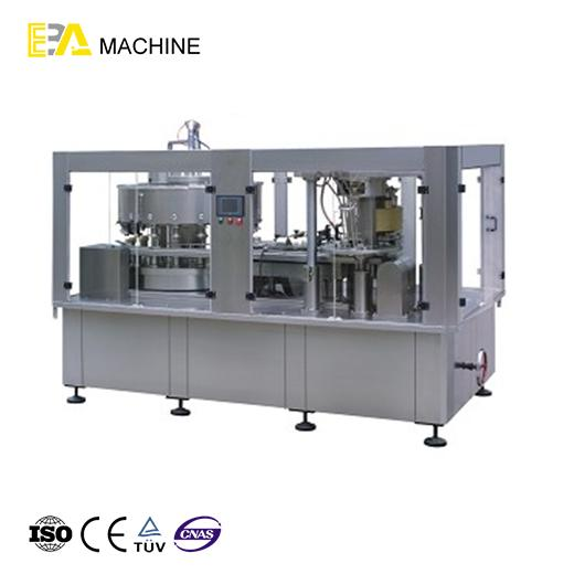 Automatic Aseptic Beer Bottle Liquid Filling Machine