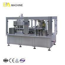 China Professional Supplier for Can Filling Machine Hgih Density Liquid Filling and Sealing Machine supply to Yemen Manufacturer