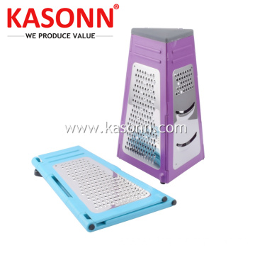 Stabil 3 sidor Triple Vegetable Cheese Citron Grater