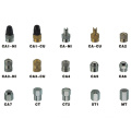 Copper Tire Valves Caps