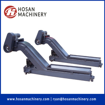 Hinged Belt Type Chip conveyors