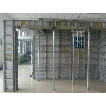 Reasonable for concrete wall  building aluminum formwork