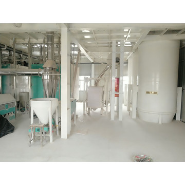 150-300 tons of large-scale flour processing equipment