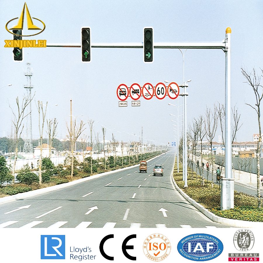 Traffic Signal Pole Mast Manufactor
