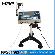 Barcode and QR code inkjet printer