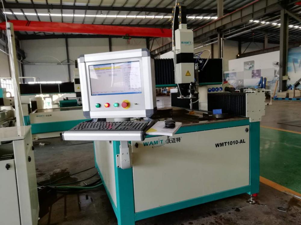 Abrasive Small Water Jet Machining Cutter For Sale