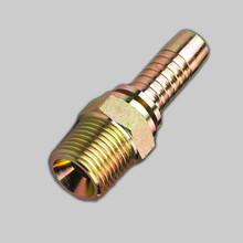 China for Stainless Steel Fittings 15611 NPT male hydraulic fitting supply to Portugal Manufacturer