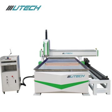 wood design cutting machine with rotating shaft