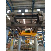 China for Bridge Electric Crane Overhead Explosion-proof Crane 40T export to Lesotho Manufacturer