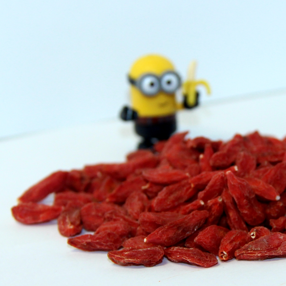 Size 350 Conventional Dried Goji