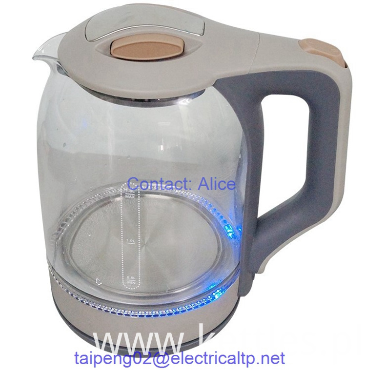 1.7L Electric Kettle Glass