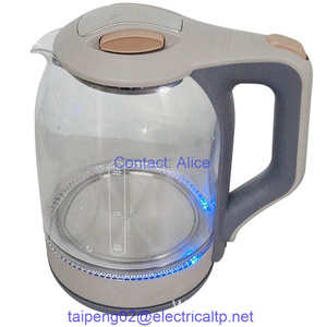 Factory directly provided for Stainless Steel Electric Water Kettle Hot Sale Item Glass Kettle export to Lao People's Democratic Republic Manufacturers