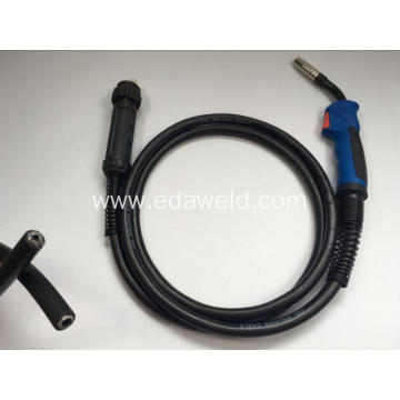 Cheaper Price Aluminum 16mm Cable 15AK Welding Torch