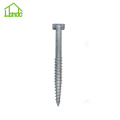 Square Ground Screws for Building