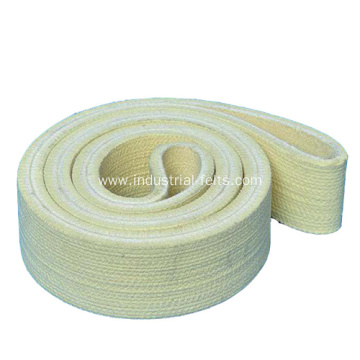 High Quality for Endless Nomex Felt Belt Aluminum Extrusion Felt Conveyor Belt Kevlar Belt export to Japan Manufacturers