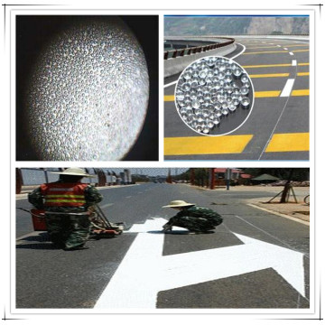 Reflective Glass Beads for Traffic Road Line