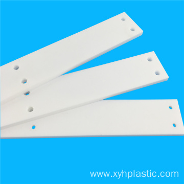 Machine Processing Part Thermostability PTFE Block