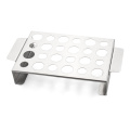 Stainless Steel Grill Rack & Pepper Corer Tool