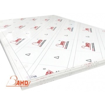AHD Brand Extruded White Color ABS Sheet