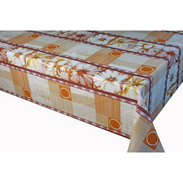 Pvc Printed fitted Banquet table covers