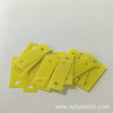 Processing thinner grade A yellow 3240 sheet