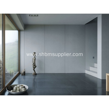 INTERIOR WALL PARTITION FIBER CEMENT BOARD