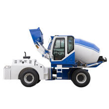 Used portable small concrete mixer truck for sale