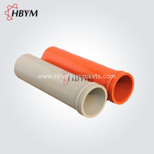ST52 Concrete Pump Twin Wall Pipe