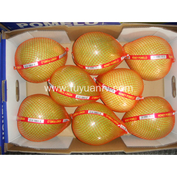 Fresh sweet delicious pomelo