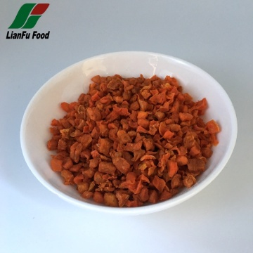 Dried carrot dehydrated carrot for fast food