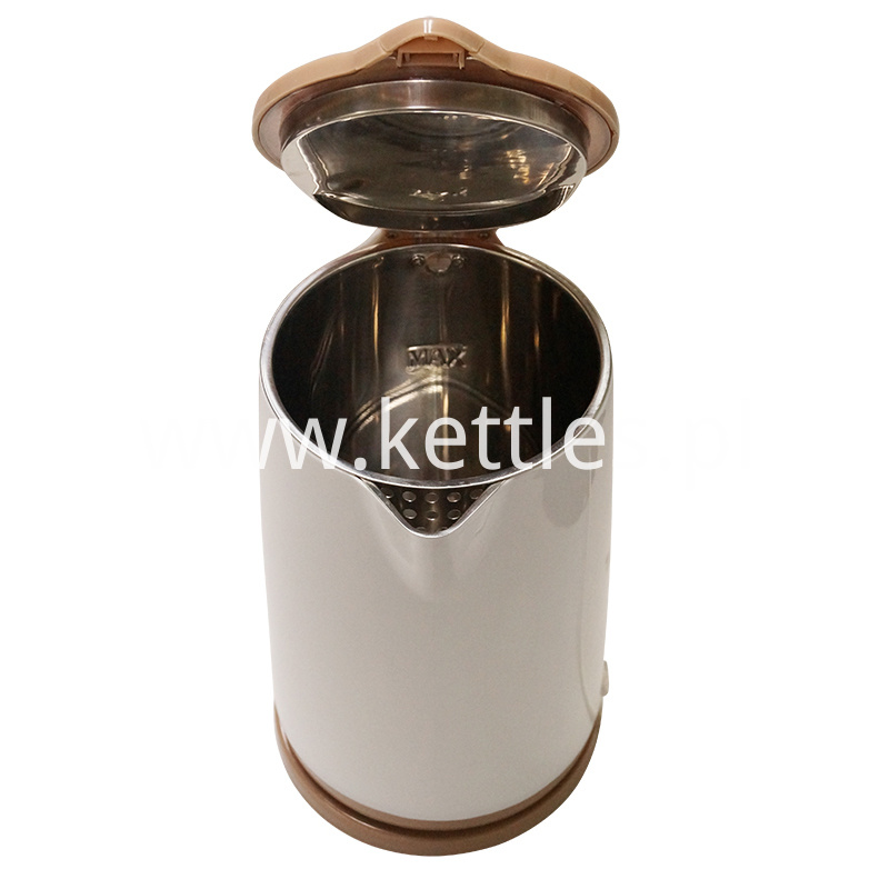 Electrical Copper Wire Kettle