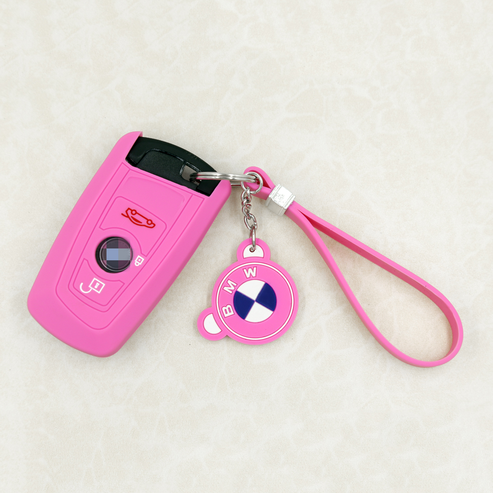 Factory Silicone Car Key Cover