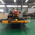 CNC Steel Plate Hydraulic Punching /Drilling Machine