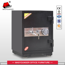 Best quality and factory for Office Safe Fireproof Black Metal Office Safe export to Tunisia Suppliers