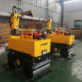 Mini Double Drum Vibratory Road Roller Compactor