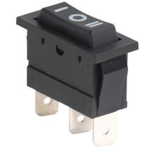 Rocker Switch 3 Pins Connector