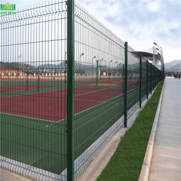 High Quality PVC Coated Wire Mesh Panels