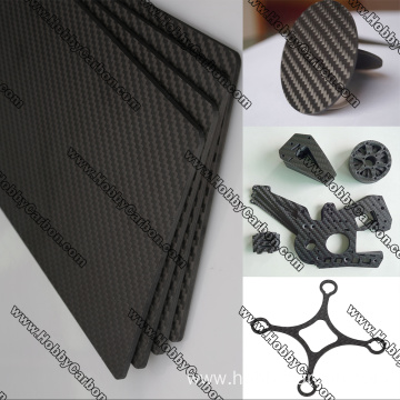 I-Carbon Glass Plates Matte Glossy Hobby Toy