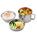 High quality Stainless Steel 410 Lunch Box