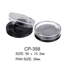 Round Cosmetic Eyeshadow Container