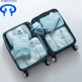 Waterproof bag travel toiletries bag portable suit