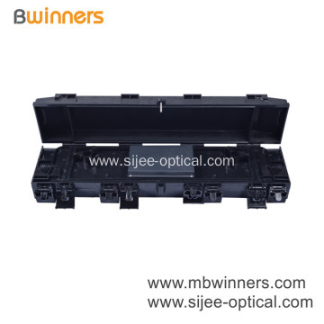Horizontal Type Plastic Junction Box 24 Fibers